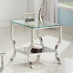 Coaster 720337-CO Furniture Piece, Chrome