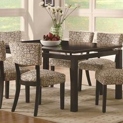 Coaster 103161 - Libby Rectangular Dining Table with Floatin
