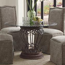 Coaster Home Furnishings 104843 Traditional Dining Table Bas