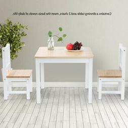 2 Seater Dining Table And Chairs Breakfast Kitchen Room Smal