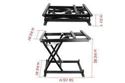 30'' Wireless Electric Hydraulic Remote Control Dining Table