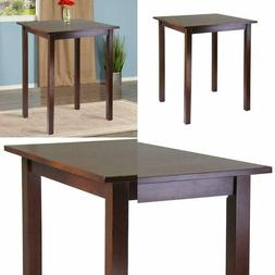 33.8-Inch Square Table Winsome Wood 94134 Parkland Dining An
