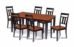 38 x 66 dining room table set