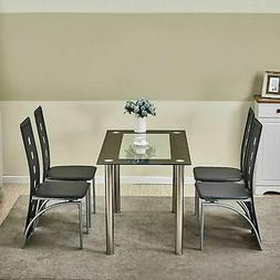 4 piece dining chair w 1 table
