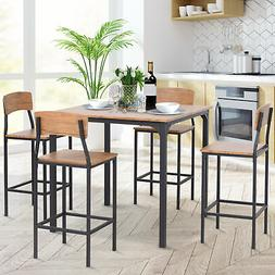 5 piece modern small kitchen table