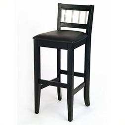 Home Style 5123-89 Manhattan Pub Stools with Stainless Steel