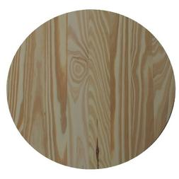 "Allwood 12"" Pine Round Table Top"