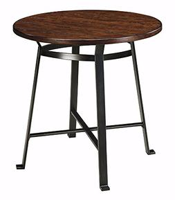 Ashley Furniture Signature Design Challiman Round Dining Roo