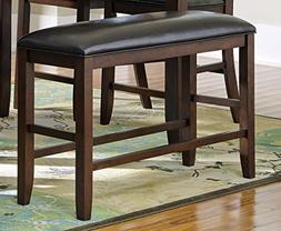 Coaster 105477 Home Furnishings Bench, Dark Cherry