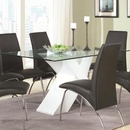 Coaster Home Furnishings 120821 Contemporary Dining Table, W