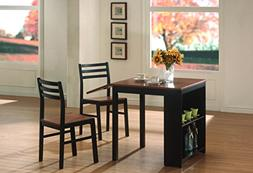 Coaster Home Furnishings 130015 Casual Dining Room 3 Piece S
