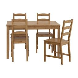 IKEA 502.111.04 JOKKMOKK Table, Brown