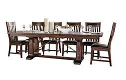 Janes Gallerie Hayden Rough Sawn & Rustic Cherry 9-piece Din