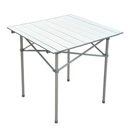 New Roll up Portable Folding Camping Square Aluminum Picnic