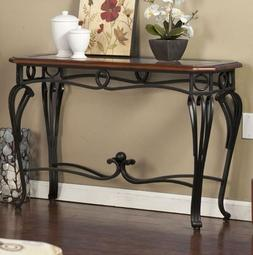 Side End Coffee Console Table For Entryway Narrow Sofa Nesti