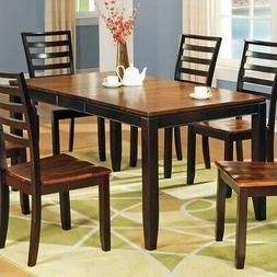Steve Silver Abaco Rectangular Casual Dining Table Acacia Fi