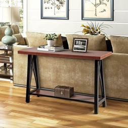 Accent Console Sofa Table for Entryway/Hallway/Living Room w