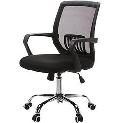 VECELO Adjustable Computer / Office / Task Chair - 360 Degre