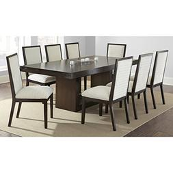 Greyson Living Amia Dining Set with Amia Chairs 7-Piece Sets