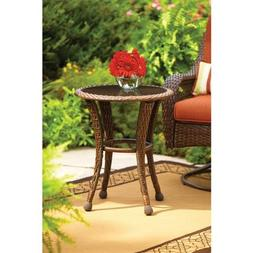 "Better Homes and Gardens Azalea Ridge 20"" Round Outdoor Side"