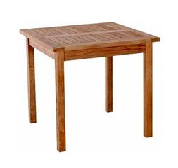 Bahama 35 in. Square Table - Unfinished