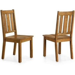 Better Homes and Gardens Bankston Dining Chair, Set of 2, Ho