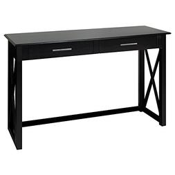 Casual Home Bay View Console Table-Black