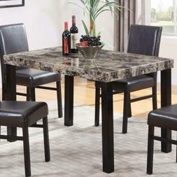 Best Master Furniture CD037 Britney Dining Table Only Only,