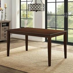 Better Homes and Gardens Bankston Dining Table - Espresso Co