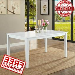 Better Homes and Gardens Bankston Dining Table, Multiple Fin