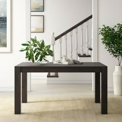 Better Homes & Gardens Bryant Dining Table, Deep Coffee Fini