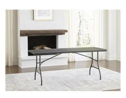 Centerfold Table Portable and Easy to Carry Easy Storage in