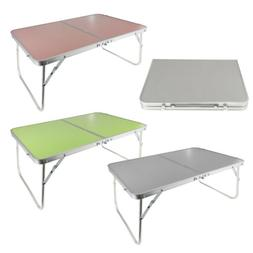 Collapsible Table Bed Laptop Desk Study Read Outdoor Dining