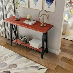 Console Sofa Table for Entryway/Hallway/Living Room Home Sto