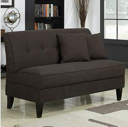 Contemporary Sofa Loveseat - This Upholstered Couch Is Made
