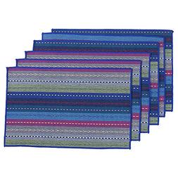 cotton table placemats woven braided