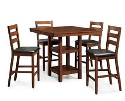 Better Homes and Gardens 5-Piece Counter Height Dining Set,