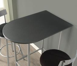Small Counter Height Dining Table Only Space Saver Bar Apart