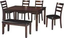 Ashley Furniture Signature Design - Coviar Dining Room Table