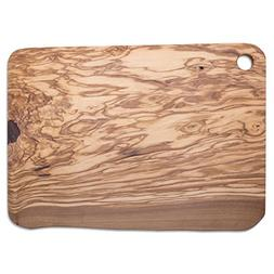 LARGE Rectangular Cutting Board for Food Preparation and Pre