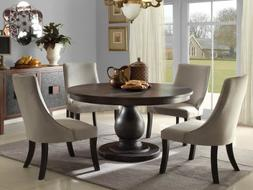 dandelion dining table set rustic