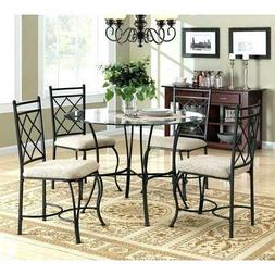 Dining Room Table Set Round Glass Kitchen Tables And Chairs