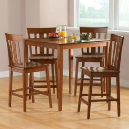 dining set square counter modern