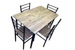Handi-Craft 5 Piece Dining Set w/Table and 4 Chairs