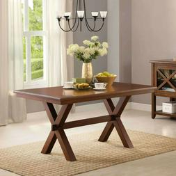 Dining Table Kitchen Furniture Maddox Crossing Home Office D