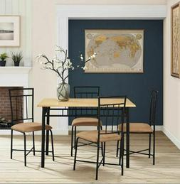 Dining Table Set For 4 Furniture Clearance Compact 5 Piece K