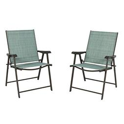 Best Choice Products Set of 2 Outdoor Folding Bistro Patio C