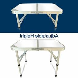 Folding Table Outdoor Mini Picnic Stable Dining Desk Indoor