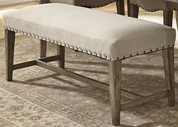Liberty Furniture 645-C6501B Weatherford Dining Upholstered