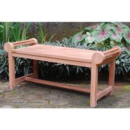 Windsor's Genuine Grade A Teak Lutyens Coffee Table/Backless